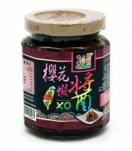 嚐悅櫻花蝦XO醬 | 台灣製